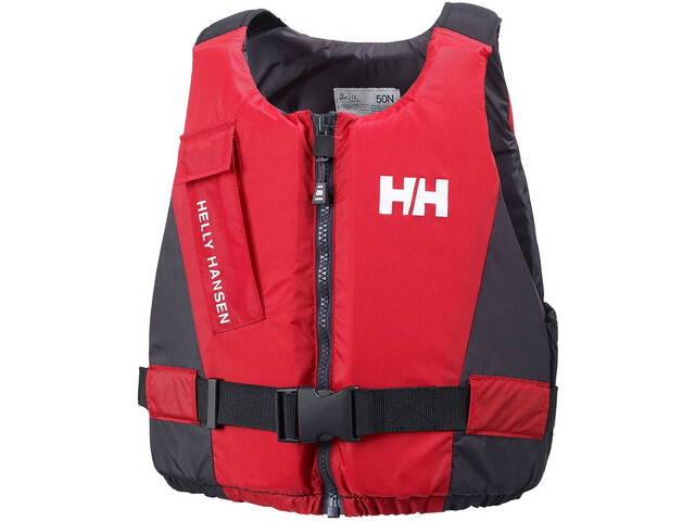 Helly Hansen Rider Liivi, red/ebony